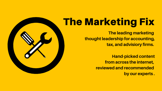 The Marketing Fix
